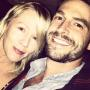 David Abrams with Jennie Garth