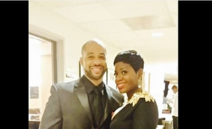 Fantasia Barrino Marries Kendall Taylor!