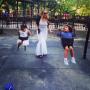 Mariah Carey in a Ball Gown