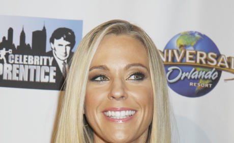 Kate Gosselin Smiling Pic