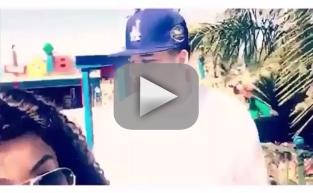 Rob Kardashian: I LOVE BLAC CHYNA!!!