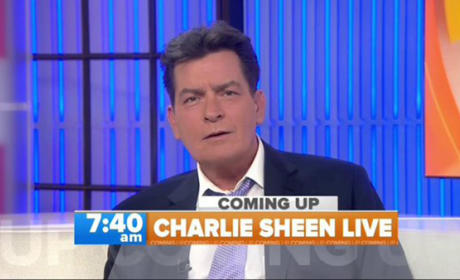 Charlie Sheen Confirms HIV Diagnosis: Read His Statement