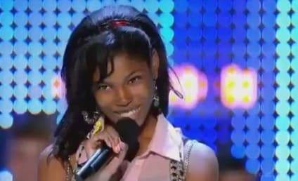 Diamond White Sparkles Again on The X Factor