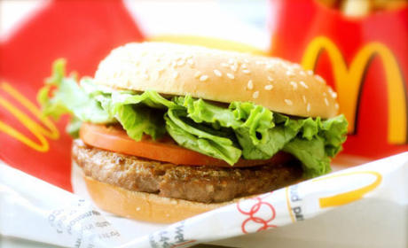 McDonald's Pink Slime: No Longer Used in Burgers!