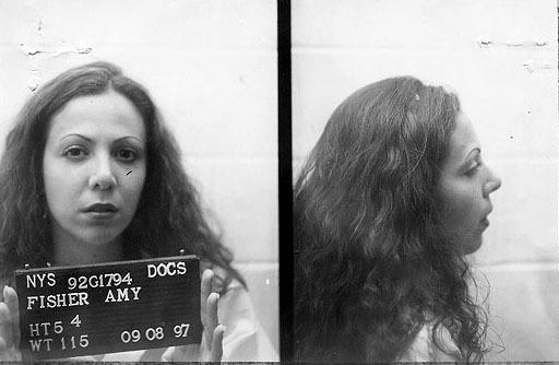 Amy Fisher Mug Shot