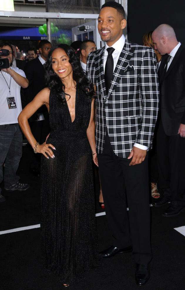 Will, Jada Pinkett Smith