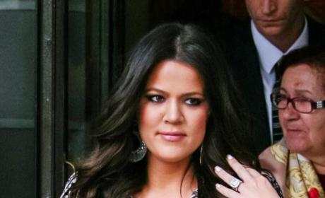 Khloe Kardashian: About to File for Divorce?