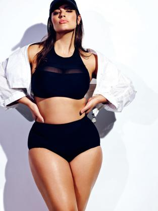 Ashley Graham Bikini Photo