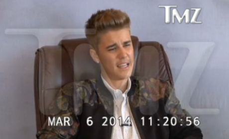 Justin Bieber Curses Off Court Reporter