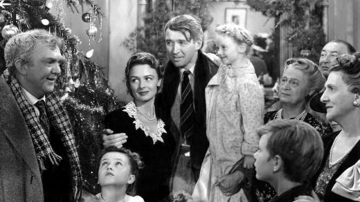 It's a Wonderful Life Scene