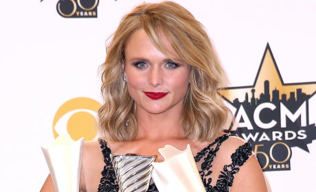 Miranda Lambert Wins Big