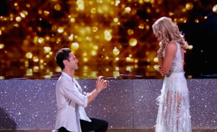 Sasha Farber Proposes to Emma Slater: WATCH!