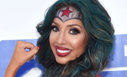 Farrah Abraham: I'm Taking My Daughter Off Teen Mom Because of Amber Portwood!