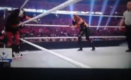 Snooki Drops the HAMMER on Wrestlemania Foe