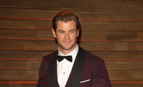 Chris Hemsworth as Sexiest Man Alive: Good choice?