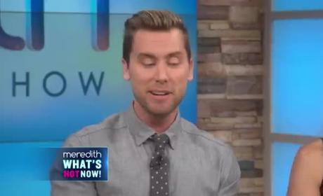 "Lance Bass Reveals ""Pedophile"" Molested N SYNC Members"