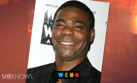 "Tracy Morgan Upgraded to Fair Condition, Showing ""Great Improvement"""
