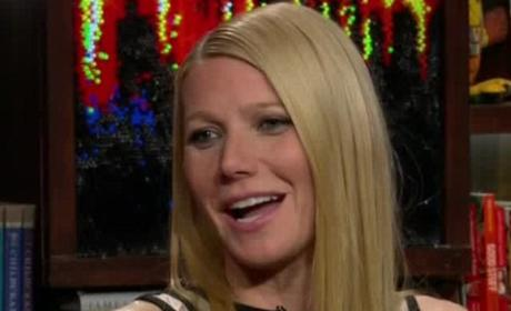Gwyneth Paltrow Talks Drug Use