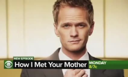 Katy Perry on How I Met Your Mother: Promos