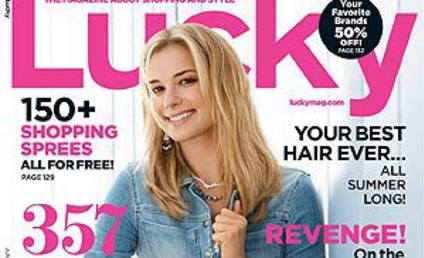 Emily VanCamp Covers Lucky, Hates Stoners
