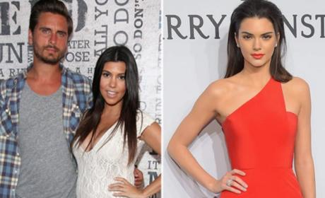 Kourtney Kardashian: Livid with Kendall Jenner-Scott Disick Friendship?!