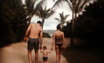 Kristin Cavallari Shows Off Pregnant Swimsuit, Adorable Family on Instagram