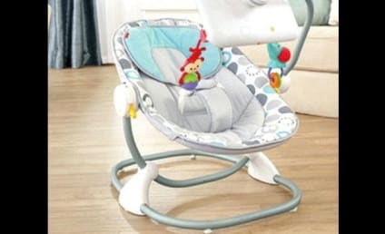 The iPad Bouncy Seat: Good Idea or Everything Wrong With The World?
