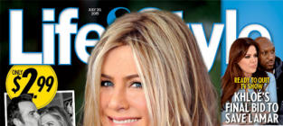 Jennifer Aniston: Is She Finally Married?!?