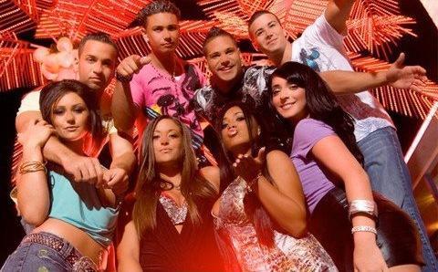 Da Jersey Shore Cast