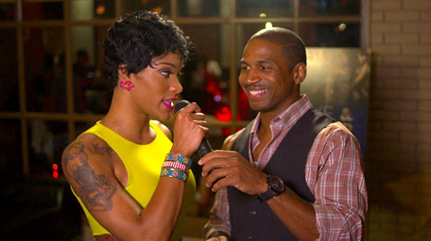 Joseline Hernandez and Stevie J