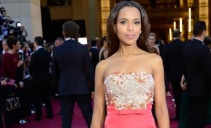 Kerry Washington Oscars Dress: Marvelous in Miu Miu