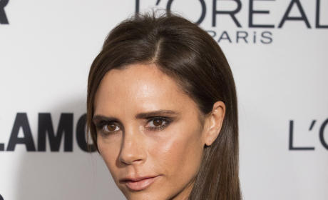 Victoria Beckham Glamour Award