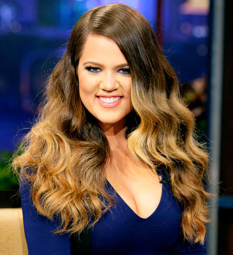 Khloe Kardashian on NBC