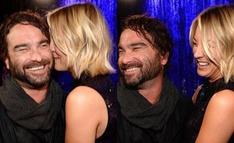 Kaley Cuoco: Using Johnny Galecki to Get Back at Ryan Sweeting?