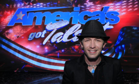 Michael Grimm Voted America's Got Talent Winner