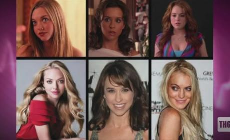 Mean Girls Cast Then and Now: A Cautionary Tale