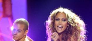 Jennifer Lopez, Casper Smart Split