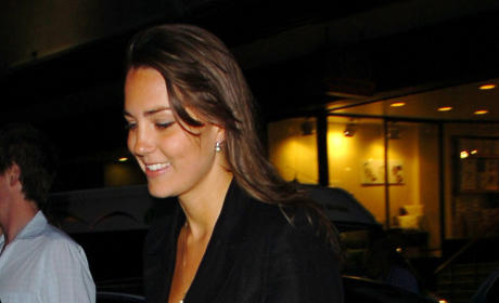 Kate Middleton: Richard Branson's 2006 Summer Party