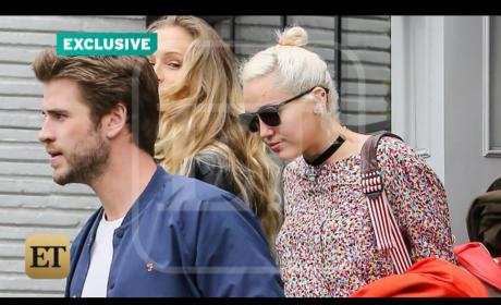 Miley Cyrus & Liam Hemsworth: Officially Back Together!!