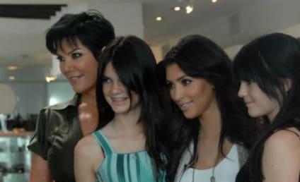 "Kim Kardashian Teases ""Provocative"" Super Bowl Ad"