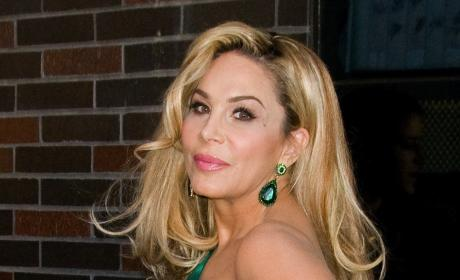 Adrienne Maloof on Divorce: A Bump in the Road