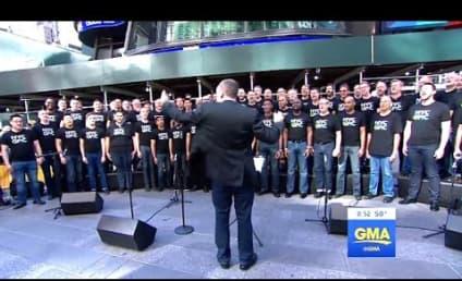 Gay Men's Chorus Pays Beautiful Tribute to Orlando Shooting Victims