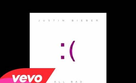 "Justin Bieber Is ""All Bad,"" Releases Lastest #MusicMondays Track"