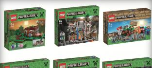 Lego Minecraft Sets: Coming Soon!