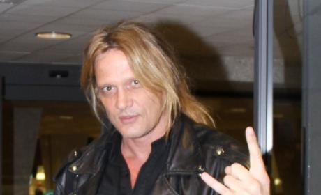 Sebastian Bach: Popped For Pot Possession Again!
