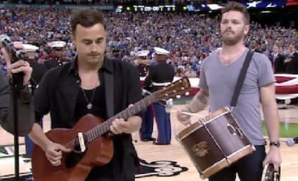 The Fray Goes Emo for The National Anthem: Fun or Total Fail?