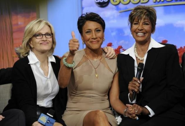 Robin Roberts Photo