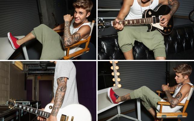 Justin bieber adidas picture