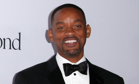 Will Smith in a Tuxedo