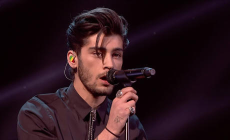 Happy 22nd Birthday, Zayn Malik!